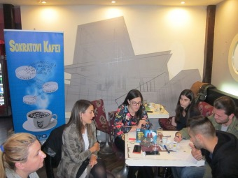 SOKRATOVI-KAFEISokratov-kafe-Mostar-2019.-Patriotizam-vs-nacionalizam-Lana-Prlić.